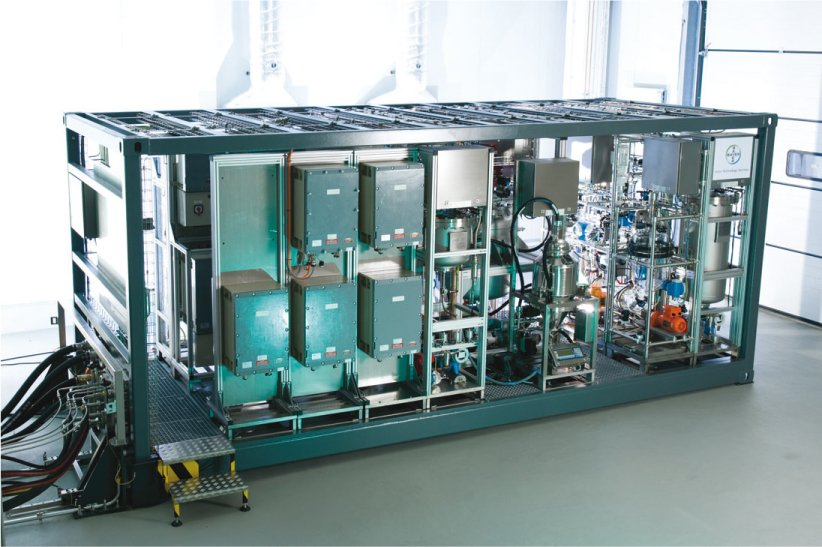 F3 Factory Flexible Manufacturing Skid
